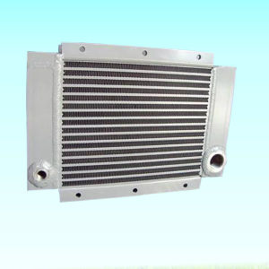 High Quality Air Compressor Oil Cooler Air Cooler Fan pictures & photos