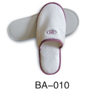 Hot Supply Hotel Slipper 100% Cotton