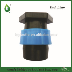 Blue Pressure Agriculture Irrigation Plastic HDPE Fitting Pipe pictures & photos