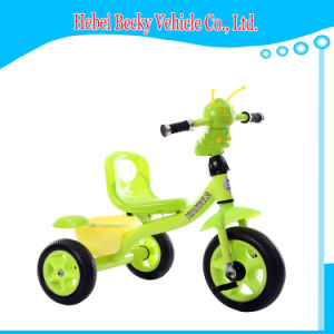 China Kids Tricycle Pedicab Baby Tricycle Trike Scooter with CE pictures & photos