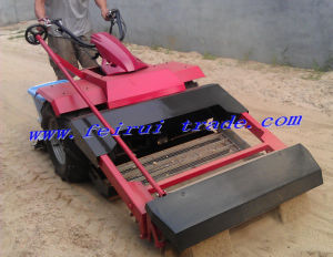 Sand Volleyball Court Beach Cleaning Machine pictures & photos