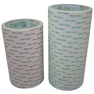 Tissue Double Side Tape with Solvent Adhesive pictures & photos