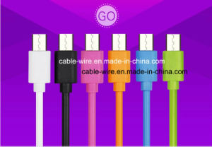 Factory Price Micro USB Cell Phone Data Cables for Samsung, Android Phone