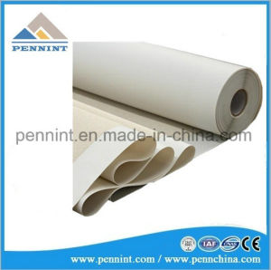 High Polymer Self-Adhesive Pre-Applied HDPE Geomembrane Sheet Waterproofing pictures & photos