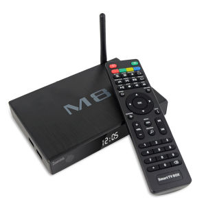 Quad Core Android TV Box M8 with Amlogic S802 Best Xbmc Support pictures & photos