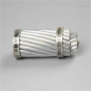 Electric Cable ACSR Aluminum Conductor Aluminum Clad Steel Reinforced for Overhead Transmission pictures & photos