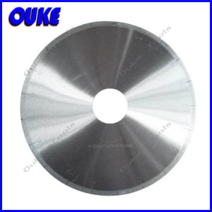 Hot Pressed Fishhook Diamond Saw Blade for Cutting Marble pictures & photos