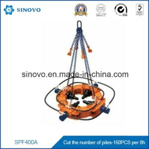 SPF400A hot sale concrete modules design pile breaker pictures & photos