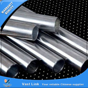 304/304L Stainless Steel Welded Pipe for Building