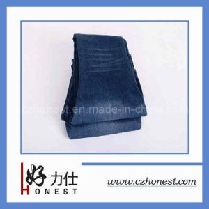 Indigo Blue Slub Denim Fabric