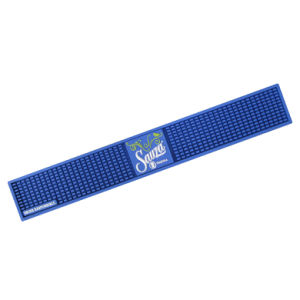 High Quality Custom Logo Dimpled PVC Bar Drain Mat pictures & photos
