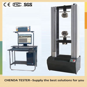 10kn Computer Control Electronic Tensile Testing Machine pictures & photos