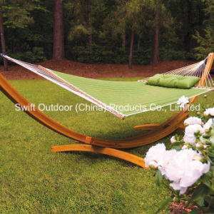 Outdoor Hammock with Polyester Cotton Canvas pictures & photos