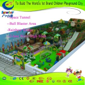Superboy Kids Soft Play Land Indoor Amusement Park pictures & photos