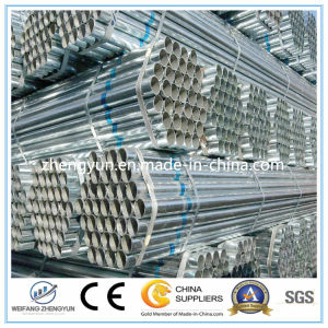 Hot Dipped Galvanized Welded Steel Pipe pictures & photos
