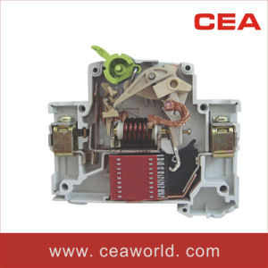 Dz47-63 C45 Miniature Circuit Breaker (MCB) pictures & photos