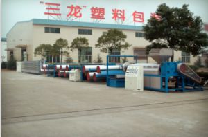 Plastic Tape Extruder for PP Woven Bag pictures & photos