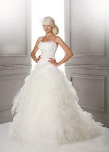 Latest Elegant Popular Wedding Dress /Popular Wedding Dresses (4028)