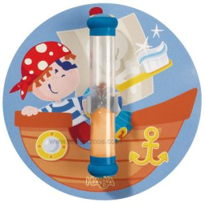 Custom Logo Children Promotional Teeth Brushing Sand Timer pictures & photos