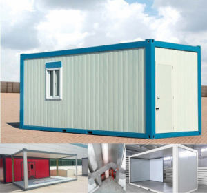 20FT Eco Movable Prefabricated Container House/Prefab Shipping Container Homes pictures & photos
