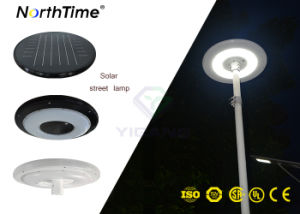 Phone APP Control Automatic Round Solar Street Light pictures & photos