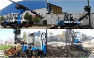 Dfr-10W Soil Auger Pile Driver for Sale pictures & photos