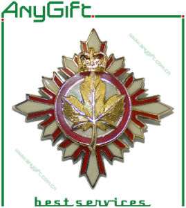 Metal Pin Badge with Customized Logo and Color 34 pictures & photos