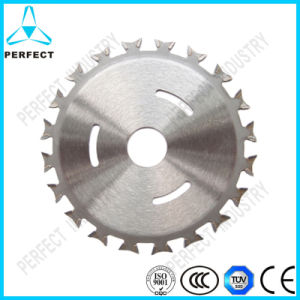 100*20t Tct Circular Saw Blade for Solid Wood Grooving pictures & photos