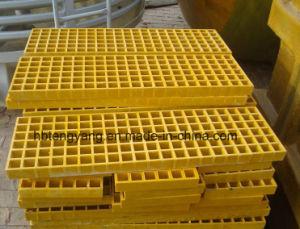 Molded Fiberglass Reinforced Plastic FRP GRP Gratings pictures & photos