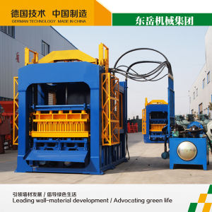 Qt10-15 Automatic Spanish Brick Making Machine pictures & photos