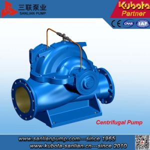 Horizontal Single Stage Double Suction Centrifugal Pump (200S-95B) pictures & photos
