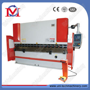Hydraulic Press Brake Metal Sheet Bending (Wc67y) pictures & photos