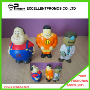 Customized People Shape PU Doctor Toy (EP-PS8142) pictures & photos
