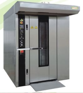 32 Trays Gas Rotary Oven Jm-32q