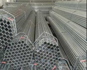 Mild Steel Hollow Pipe/Mild Steel Round Pipe/Tube pictures & photos