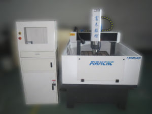 FM6060 600mm*600mm CNC Router Metal Cutting Machine pictures & photos