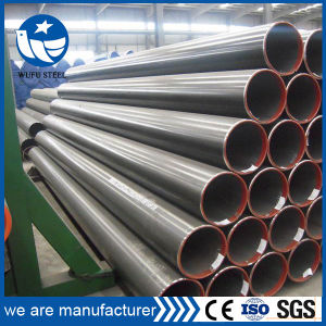 ERW API Steel Casing Pipe for Oil and Gas Transportation pictures & photos