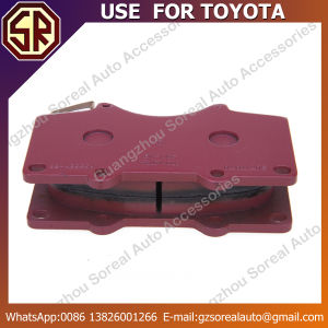 High Quality Auto Brake Pads 04465-35290 Use for Toyota pictures & photos