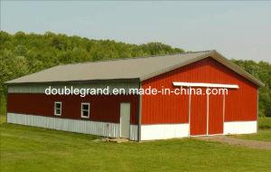 Prefa Steel Structure Barn Kits - Agricultural Farm Buildings (DG6-013) pictures & photos