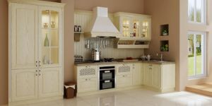 China Modern High Quality PVC Kitchen Designs (zc-010) pictures & photos