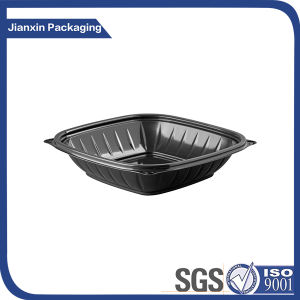 Disposable Quadrate Plastic Food Container pictures & photos
