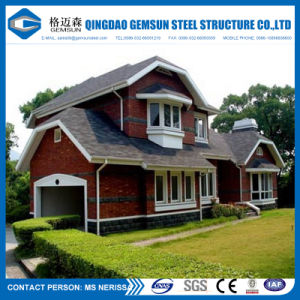 Professional Design Prefabricated Light Steel Frame Villa pictures & photos