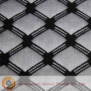 Cheap Jacquard Stretch Lace Fabric (M0510) pictures & photos