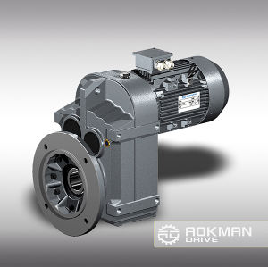 High Performance F Series Parallel Shaft Helical Gearbox pictures & photos