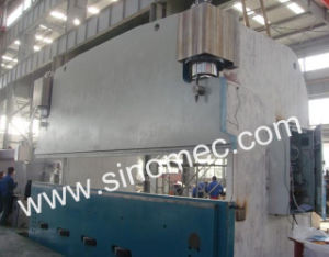 CNC Hydraulic Press Brake Automatic Operate /Sheet Metal Hydraulic Bending Machine (WE67K-600T/6000) pictures & photos