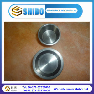 Small Size of Pure 99.95% Molybdenum Crucibles with Top Quality pictures & photos