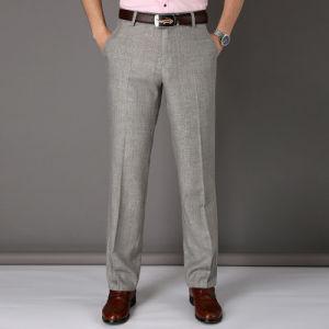 Guangzhou Clothing Men Formal Pants Designs Mens Dress Pants pictures & photos