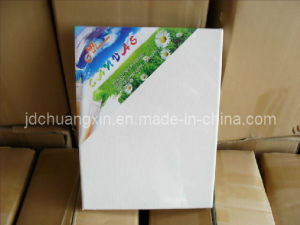 White Cloth Oil Painting Frame and Picture Photo Frame