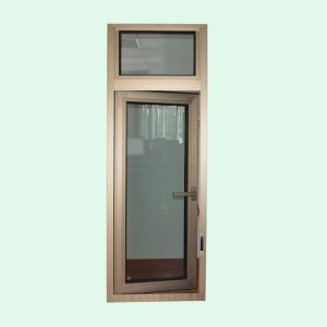 High Quality Aluminum Profile Casement Window with Multi Point Lock K03067 pictures & photos