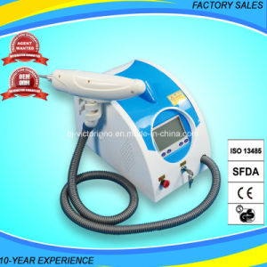High-Tech ND: YAG Tattoo Removal Skin Rejuvenation Laser pictures & photos